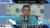 Iowa St West Virginia College Football Pick 10/12/2019