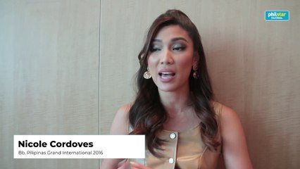 Nicole Cordoves talks about her workshop