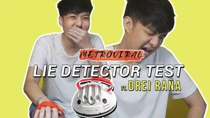 Lie Detector Challenge | Drei Raña