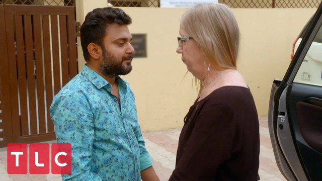 Jenny and Sumit's Tearful Goodbye   90 Day Fiancé: The Other Way