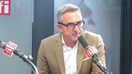 Stéphane Ravier - RFI mercredi 9 octobre 2019