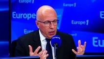 """Eric Ciotti """"demande solennellement"""" à Christophe Castaner d'interdire la manifestation de soutien au tueur de la préfecture de police"""