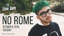 Rappler Live Jam: No Rome