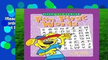 [Read] First Word Search  Fun First Words (First Word Search (Sterling))  Best Sellers Rank   #2