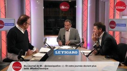 Christian Estrosi - Radio Classique mercredi 9 octobre 2019