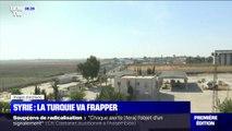 L'inquiétude des familles de ressortissants jihadistes, après l'annonce de la Turquie, prête à frapper en Syrie