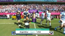 Argentina v USA - Highlights