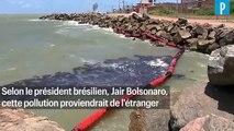 Brésil : 130 plages touchées par des marées noires mystérieuses