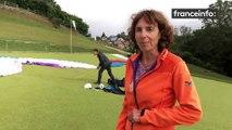Pour la planète : Nicolas Plain en parapente pour sauver les Alpes