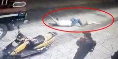 ¡Terrible!: Así secuestran y arrastran con un coche a un alcalde mexicano que incumplió sus promesas electorales