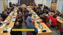 Fragilisé, Christophe Castaner est soutenu à la tête de l'État