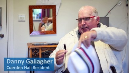 Sue Ryder - Danny Gallagher interview