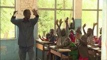 Etiopia: Koat, un rifugiato con l'insegnamento nel cuore