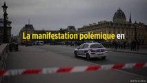 La manifestation polémique en soutien à Mickaël Harpon interdite
