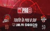 Leaders Cup PRO B : Lille vs Denain (J6)