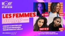 Les Femmes du rap : masterclass + concert