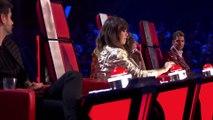 Miguel Martín sorprende cantando en francés en 'La Voz Kids'