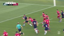 Scotland thrash Russia to stay in contention
