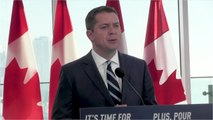 Can Adam Scheer Take Down Trudeau?