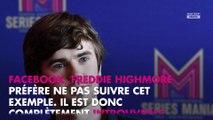 Good Doctor : pourquoi Freddie Highmore dit non aux réseaux sociaux