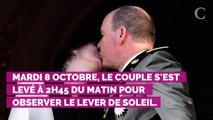 PHOTOS. Louis Ducruet et sa femme Marie s'offrent une lune de miel sportive