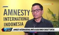 Munarman Diperiksa Polisi Terkait Ninoy Karundeng