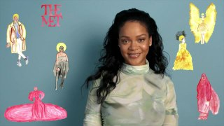 Go Ask Anna: Rihanna Talks Her Dream Wedding Dress, the Met Ball, and Her New Album