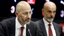 """Gazidis: """"We are working with our heart and soul"""""""