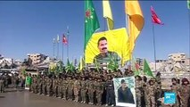 Who are the Syrian Kurds and how did they help defeat the Islamic State group?