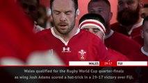 Fast Match Report - Wales v Fiji
