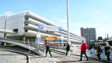 Preston bus station facts