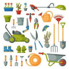 Die wichtigsten Werkzeuge des perfekten Gärtners