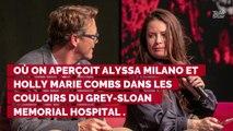 VIDÉO. Grey's Anatomy : l'épisode avec Alyssa Milano et Holly Marie Combs se dévoile dans un teaser