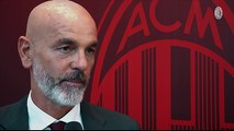 """Pioli: """"Davide Astori would be happy to see me here"""""""