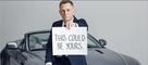 Pas d'Aston Martin, pas de James Bond