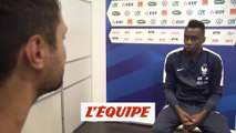 Matuidi «Rabiot va nous aider à gagner des titres» - Foot - ITA - Juve
