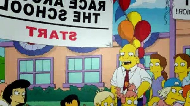 The Simpsons Season 25 Episode 22 - The Yellow Badge of Cowardge