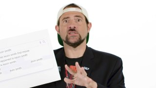 Kevin Smith Answers the Web's Most Searched Questions