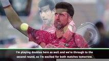 Djokovic hails 'best serve in history' Isner