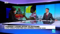 """Tunisia elections: """"The country is tired"""""""