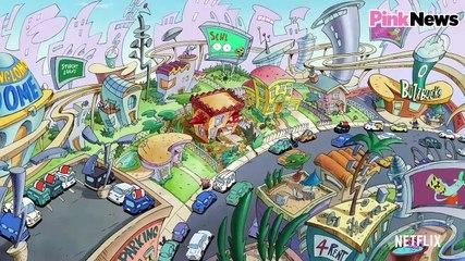 Best LGBT cartoons: Rocko's Modern Life to Steven Universe