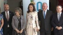 La Reina Letizia recupera uno de sus looks más particulares