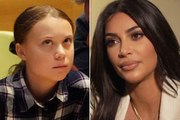 Kim Kardashian Wants to Have Dinner With Greta Thunberg