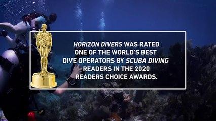 2020 Readers Choice Winner: Horizon Divers