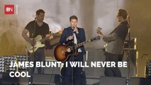 James Blunt Always Wanted To Look Cool