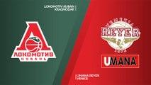 Lokomotiv Kuban Krasnodar - Umana Reyer Venezia Highlights | 7DAYS EuroCup, RS Round 2