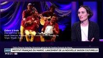 Clélia Chevrier Kolačko, directrice générale de l´Institut Français du Maroc, invitée de Medi1TV Afrique - 09/10/2019