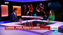 Tunisie : le candidat Nabil Karoui libéré à 4 jours du second tour de la présidentielle