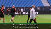 Netherlands are better than Northern Ireland - Koeman