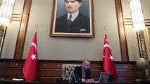 Cumhurbaşkanı Erdoğan, Barış Pınarı Harekatı'nın başladığını bildirdi